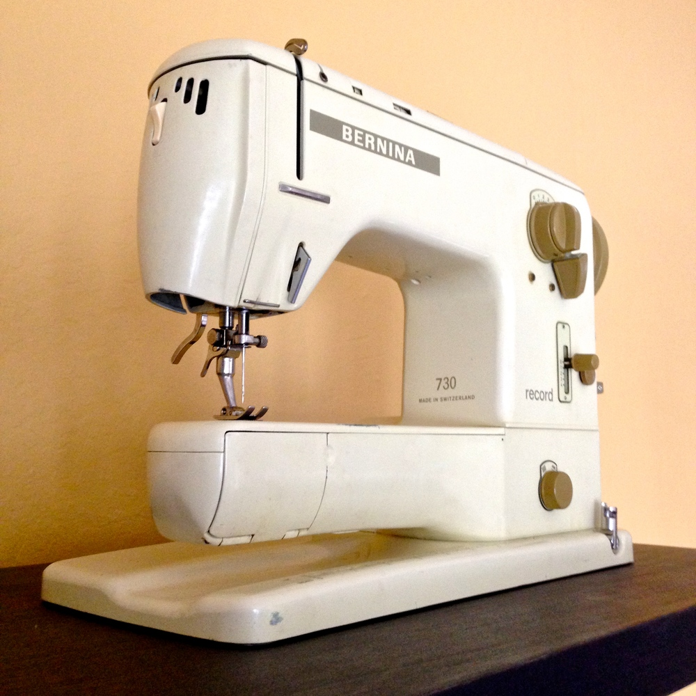 Bernina 730 Record