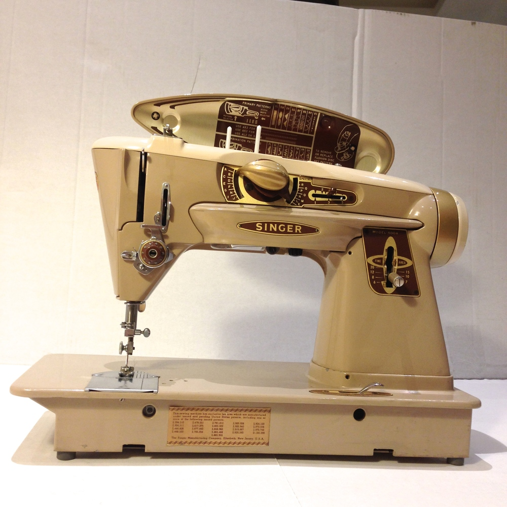 Singer 500a The Rocketeer Review Ashley And Noisemakers Kenmore Sewing Machine Threading Diagram Machines Speaking Of Twin Needles Is Double Needle Capable Meaning You Can Load Two Single Side By For
