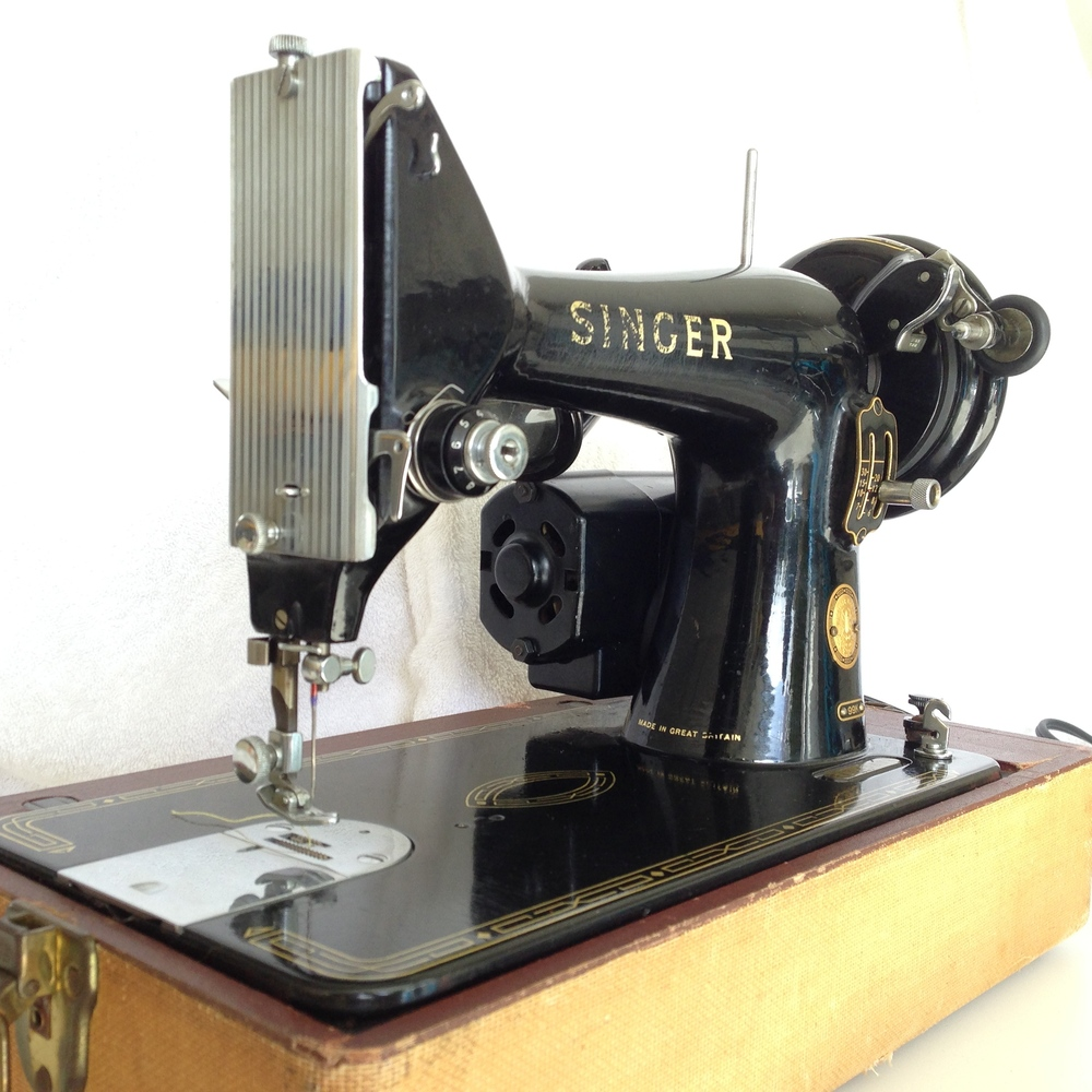 Singer 500a The Rocketeer Review Ashley And Noisemakers 648 Sewing Machine Threading Diagram What To Look For In A Vintage Part 1