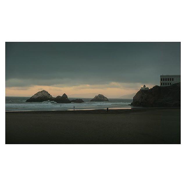 #throwback #oceanbeach #sanfrancisco #california #landscape