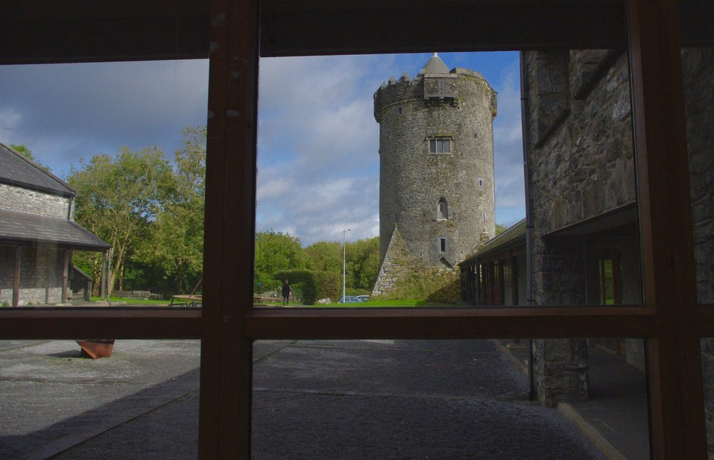 Newton Castle, Burren College of Art