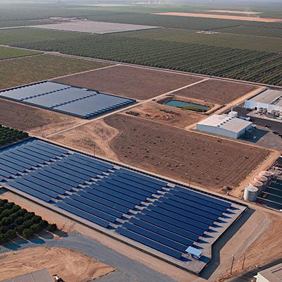 VBZGrapes &CastleRockVineyards Delano | CALIFORNIA 2.3 MW total