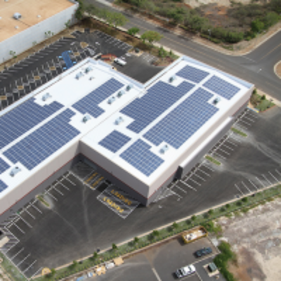 Inline Hockey Arena Kapolei | HAWAII 257 kW