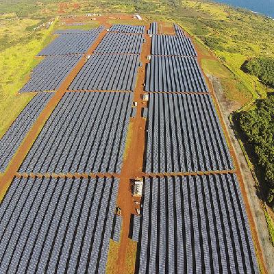 KIUC | Anahola Solar Project Anahola | HAWAII 14.53 MW