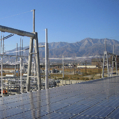 Rancho Vista Substation Rancho Cucamonga | CALIFORNIA 225 kW