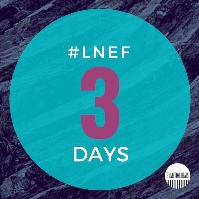 🎥 #LNEF 3️⃣ days 🎥