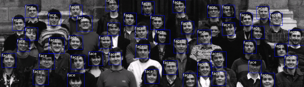 NYU EBLearn Face Detection Demo