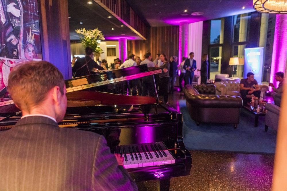 Musik auf Ihrem Business Event