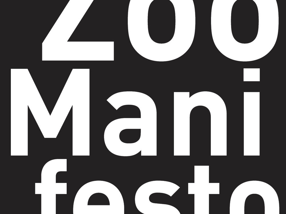 the zoo manifesto Critical design rethinking the zoo experience, a call for action arming people with arguments to design new ways of an urban nature experience.