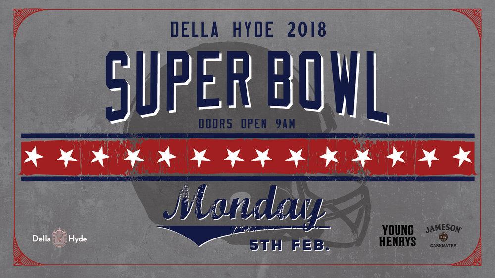 Della Hyde Super Bowl