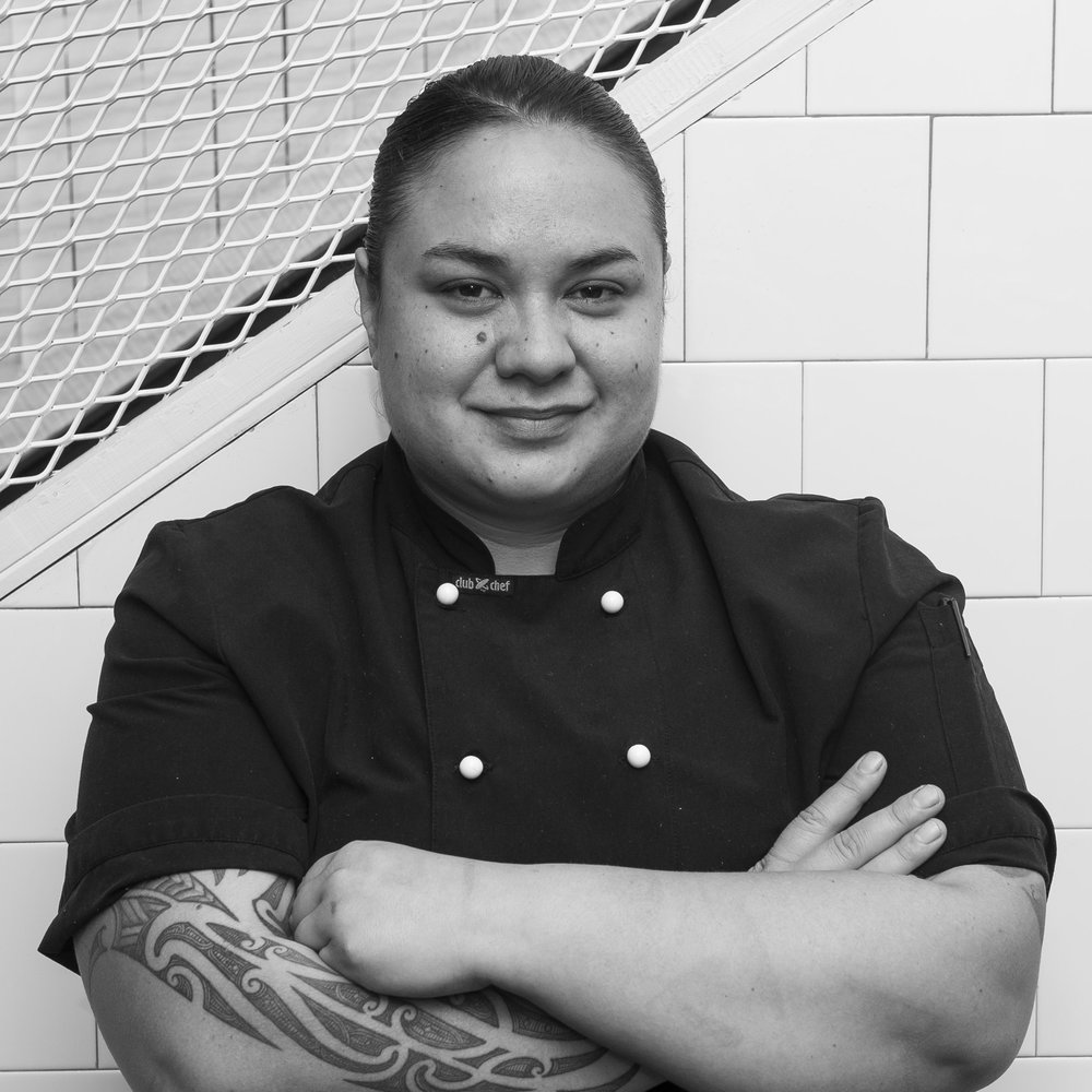 Amber Doig - The Butler - Head Chef