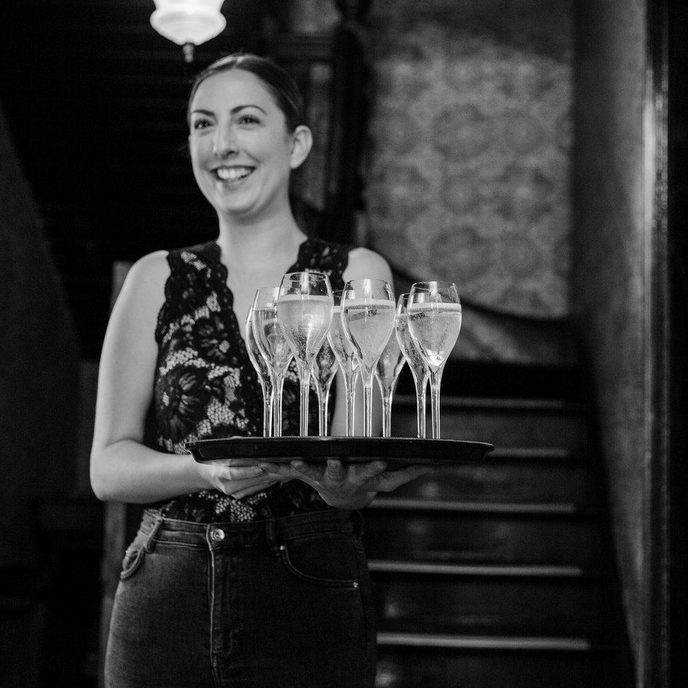 Jenna VanderEnde - Endeavour Tap Rooms - Restaurant Manager