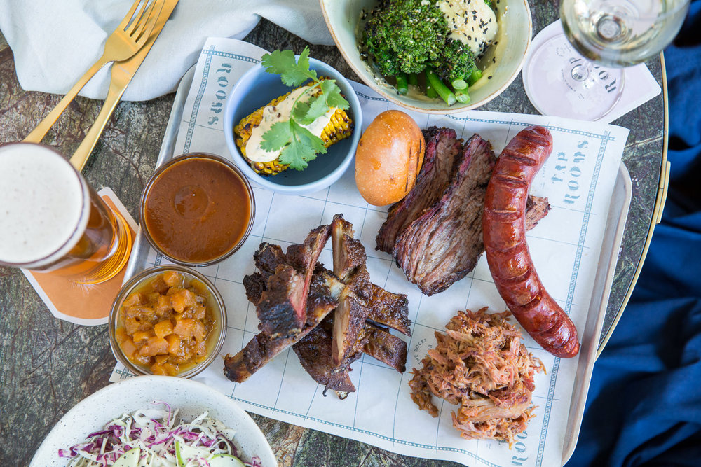 Endeavour Tap Rooms Smoked Meats Board