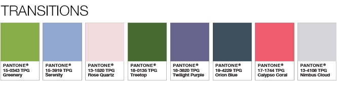 Pantone color of the year: How to use greenery in your home blog post katiecharleson.com