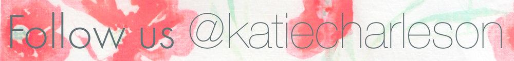 Follow Katie Charleson @katiecharleson