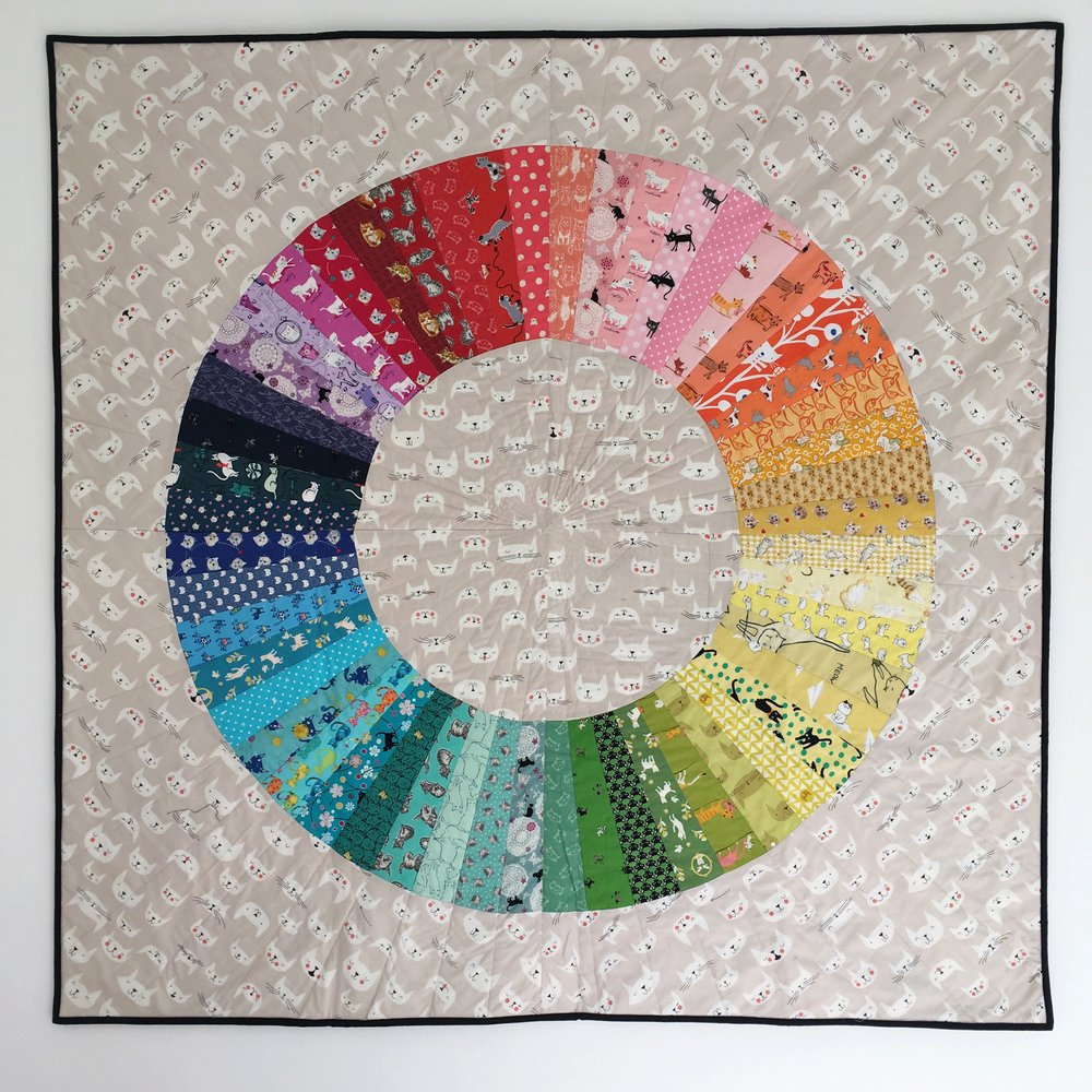 Kitty Color Wheel