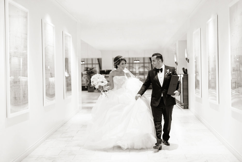 """We have been indulged. It was the most amazing day of my life and now I have the images forever."" -"