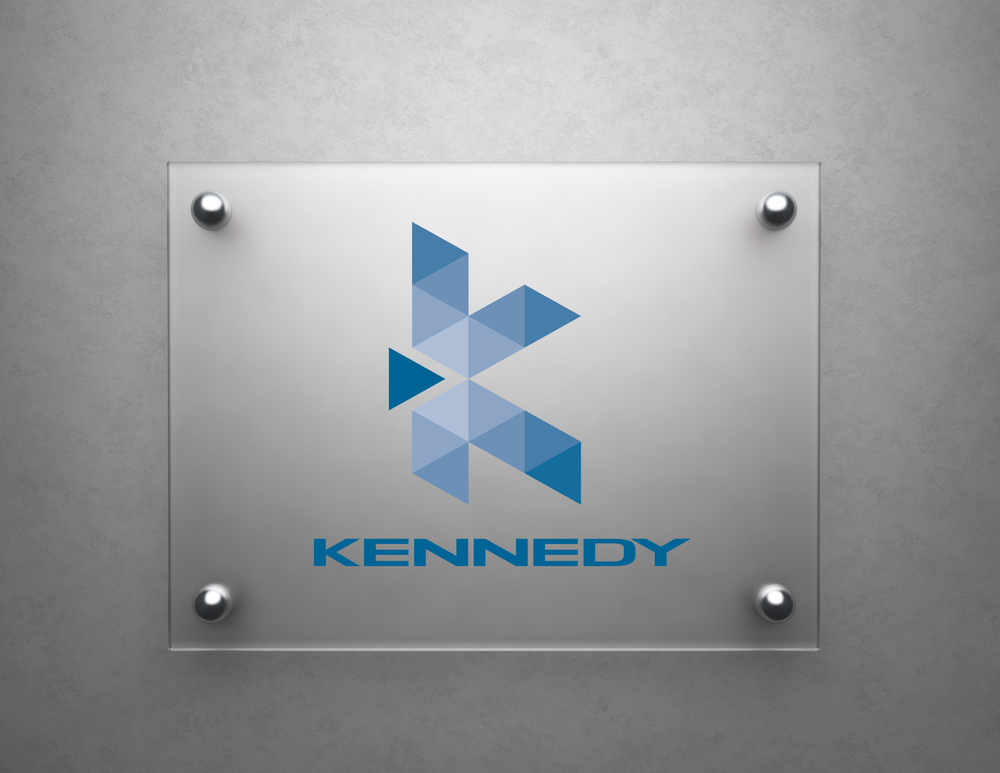 Kennedy graphic design branding