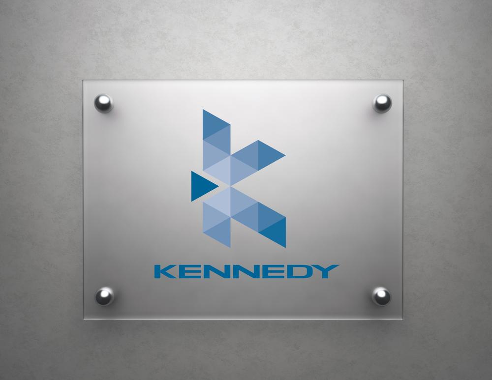 Kennedy graphic design branding