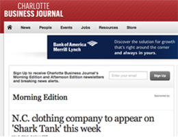 CHARLOTTE BIZ JOURNAL