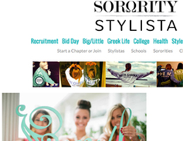 SORORITY STYLISTA