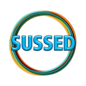 SUSSED Logo
