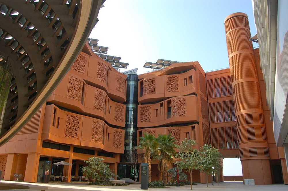Masdar Institute by Foster & Partners