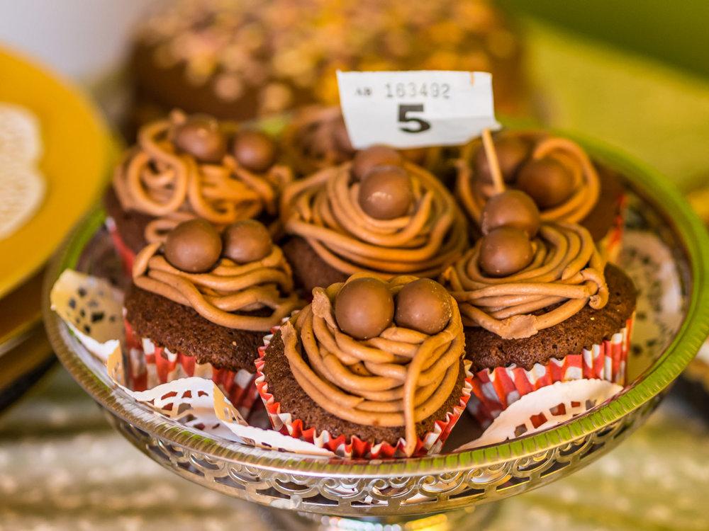 Nathan's winning cupcakes