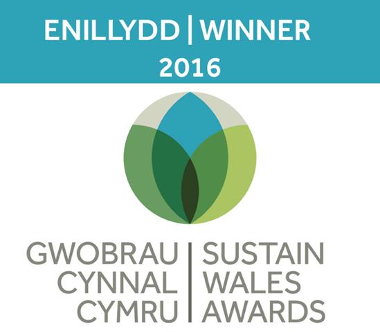 Cynnal Cymru Awards 2016