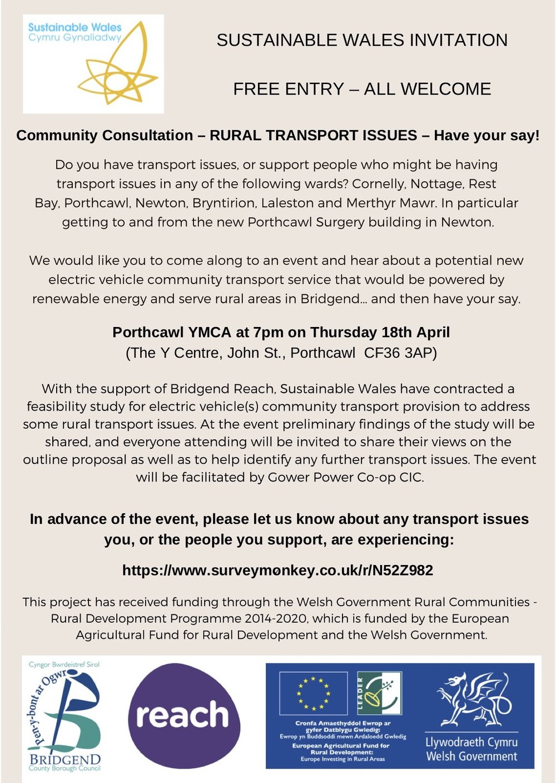 Invitation Bridgend transport issues consultation ENG.jpg