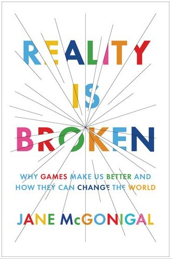 Reality is broken - showed me why games can be an important part of culture and change.