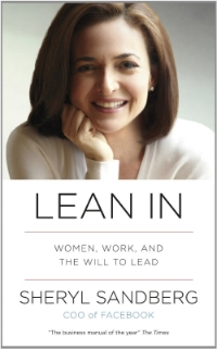 Lean In -   I read Lean In before the Hackathon and it gave me the confidence to go on my own.