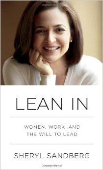 Lean In -   There are amazing takeaways in there.
