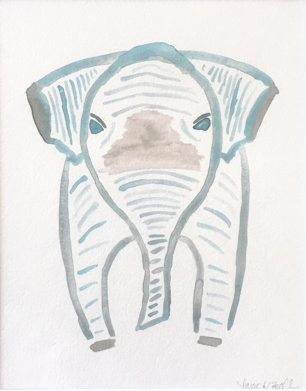 """Elle"" the Elephant"