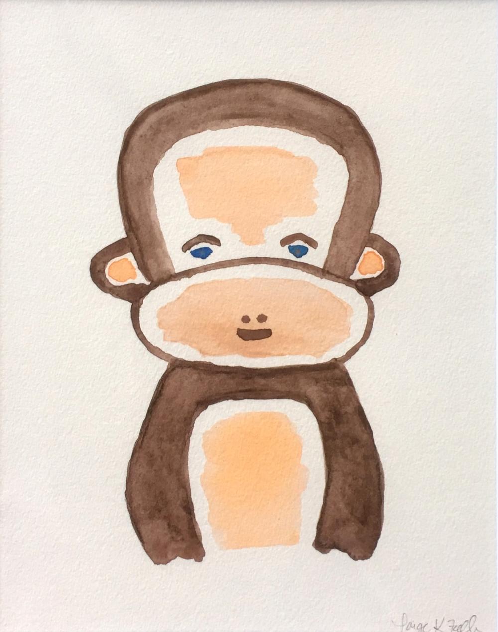 """Milo"" the Monkey"