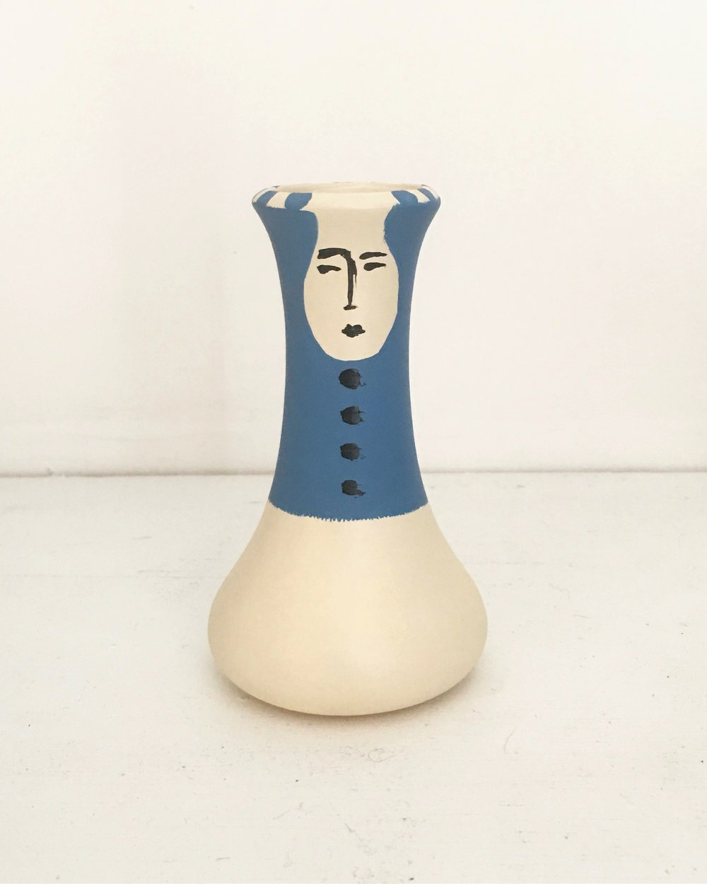 Lady Looks Bud Vase {sold}