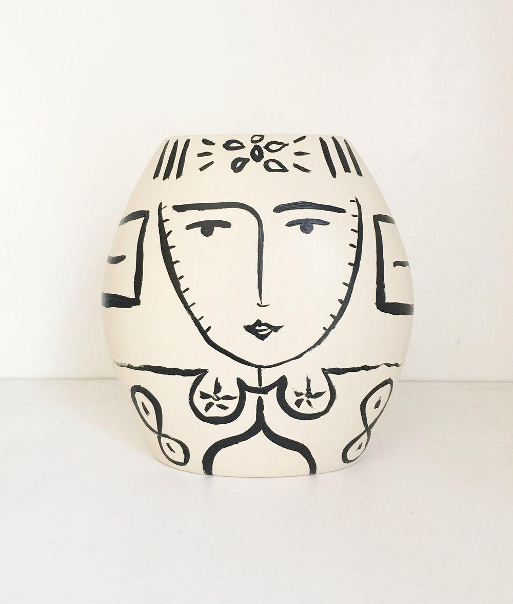 Sacred Femme Vase {sold}