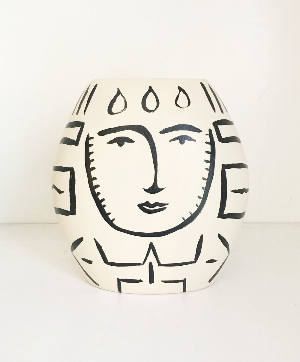 Sacred Male Vase {sold}