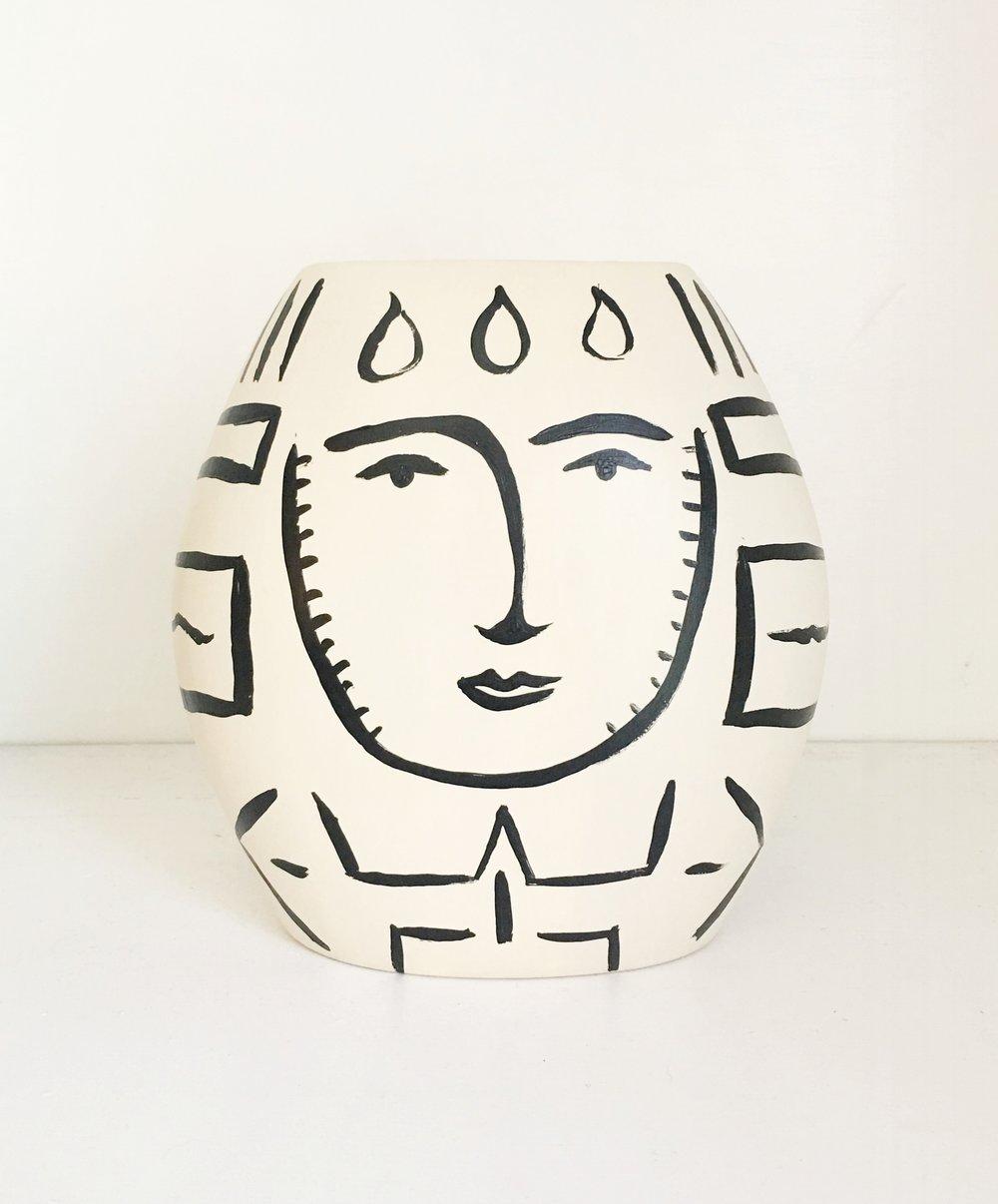 Sacred Male Vase {sold}