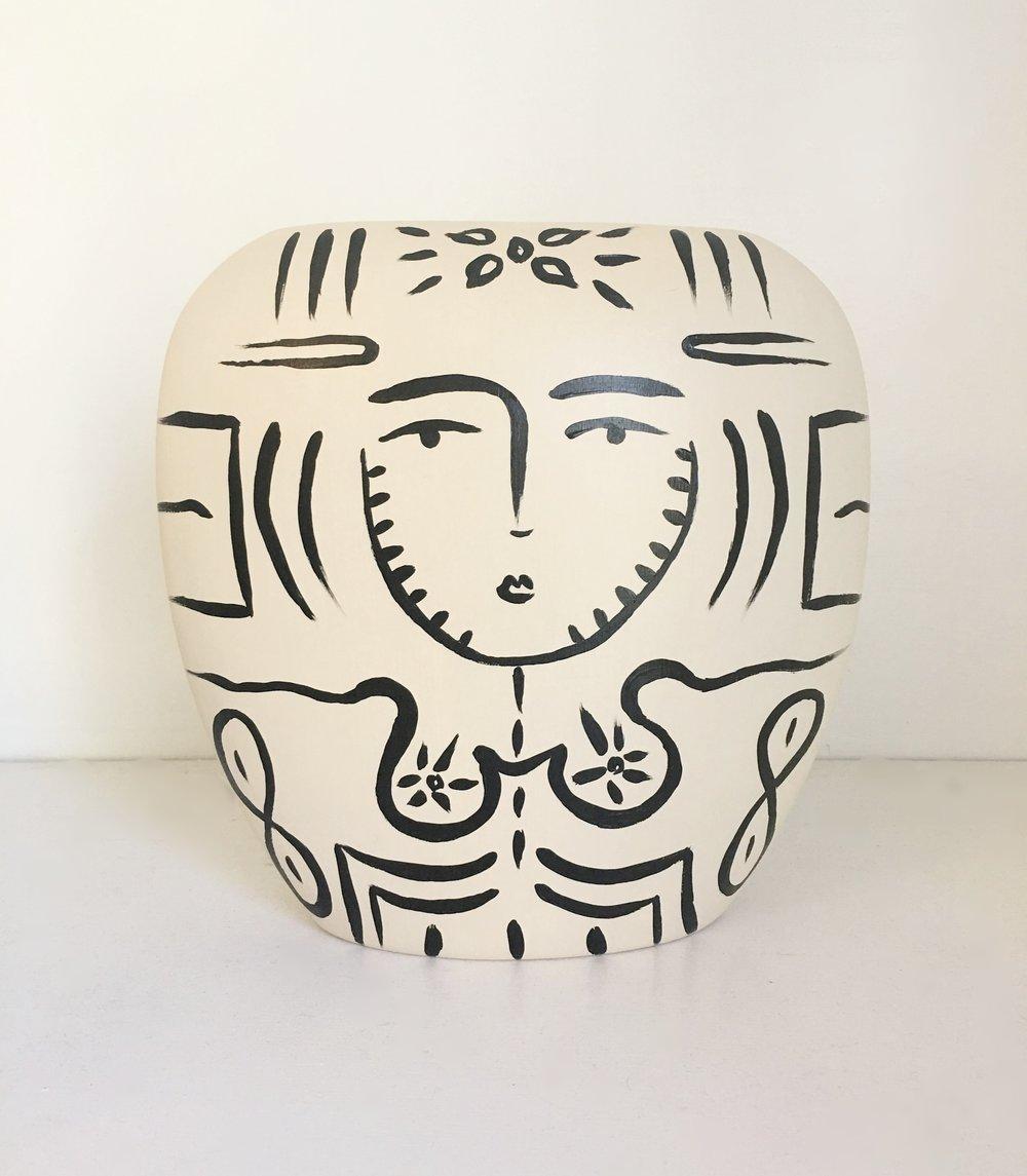 Sacred Femme Vase I - Sold