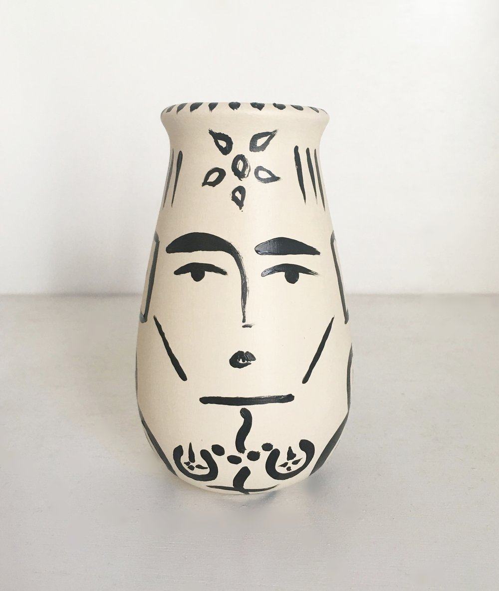 Sacred Femme Bud Vase - Available at Miller Gallery