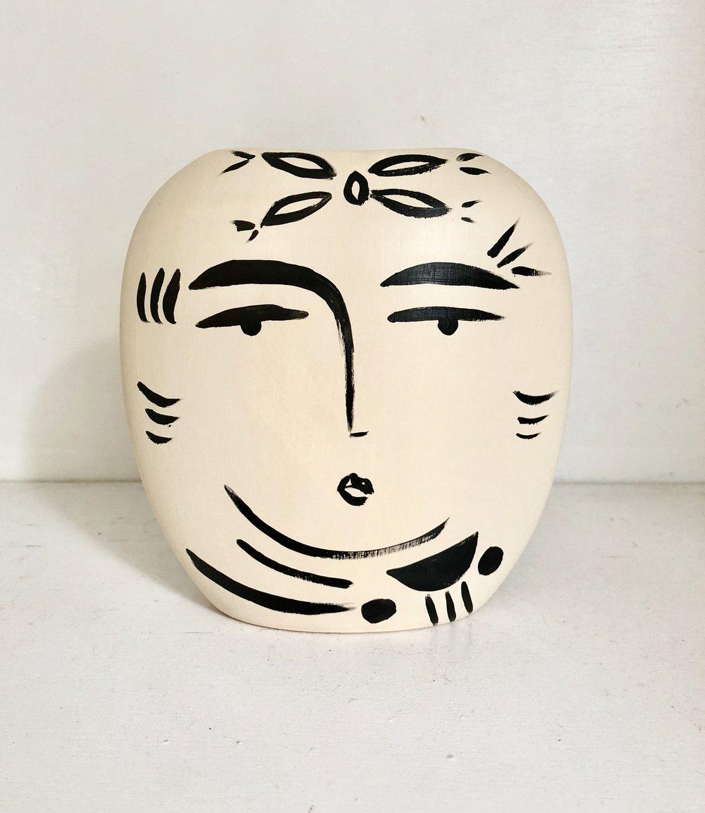Sacred Femme Vase Well Wonder I