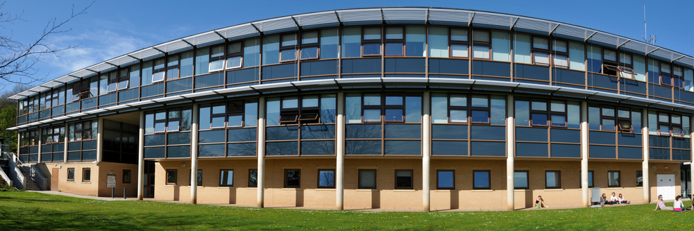 The Fairhurst Building at the University of York, the HQ for all our UX projects. Photo used by permission, copyright of Paul Shields.