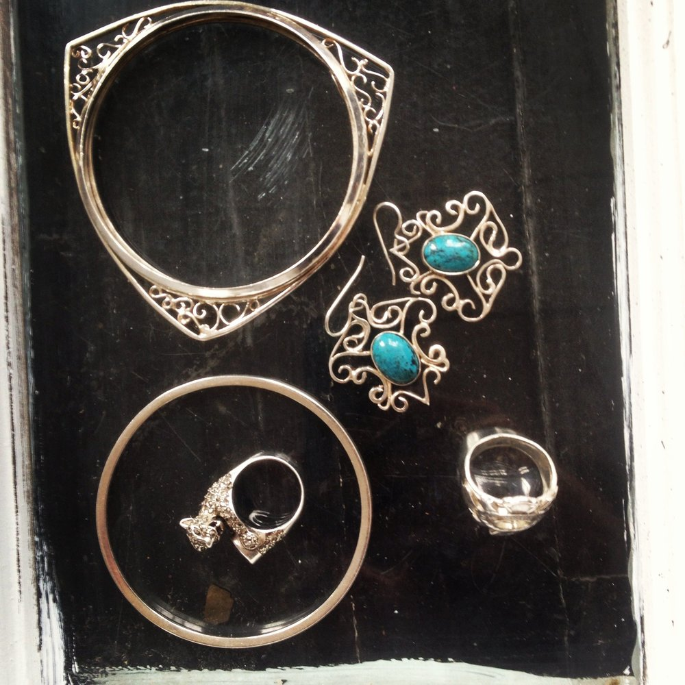 Tasha Rae works with precious metals, stones, and found materials to create unique jewelry pieces. - Each original object is hand created from start to finish. Contact Tasha Rae today to create a one-of-a-kind heirloom piece for any occasion: wedding, anniversary, holiday, birthday, graduation.