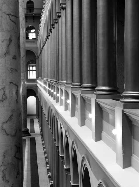 National Bldg Museum Columns