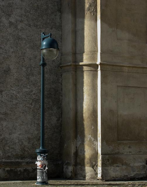 Pilzen Lamp Post