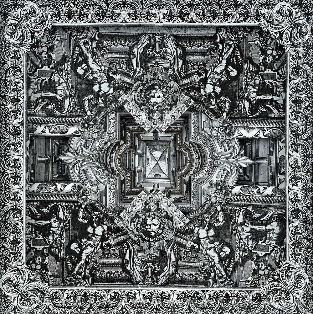 Ceiling with Perspective No. 6