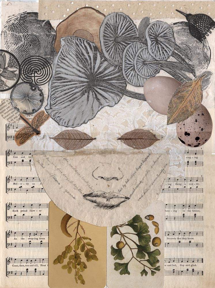 """Forebearers Mask"""
