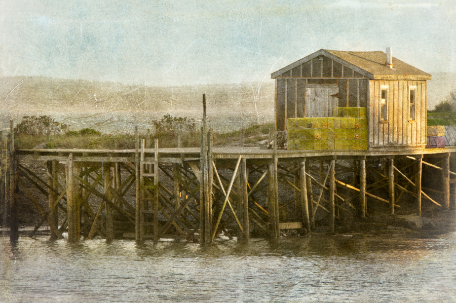 Lobster Shack, Maine, 2012