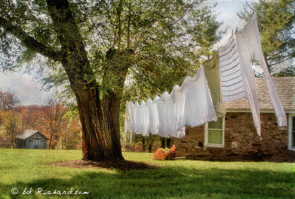 Wash Day, Maryland 2014
